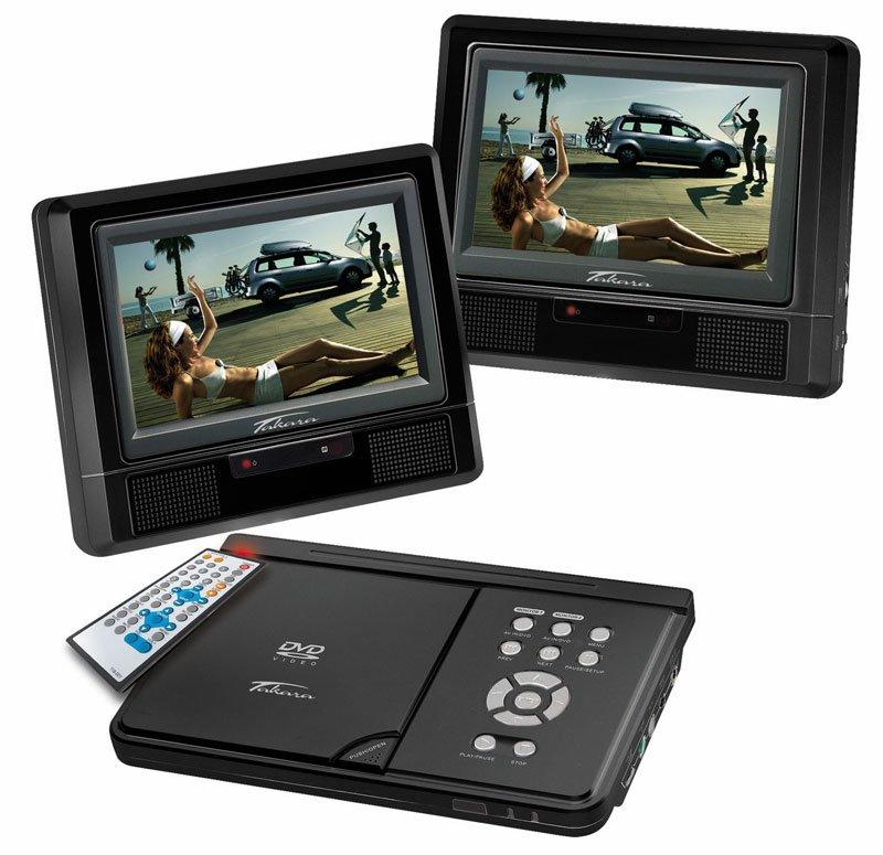 "Pack video Takara ""Visiostar"" 2 écrans pour fixation appui-tête - Feu Vert - 199 € TTC"