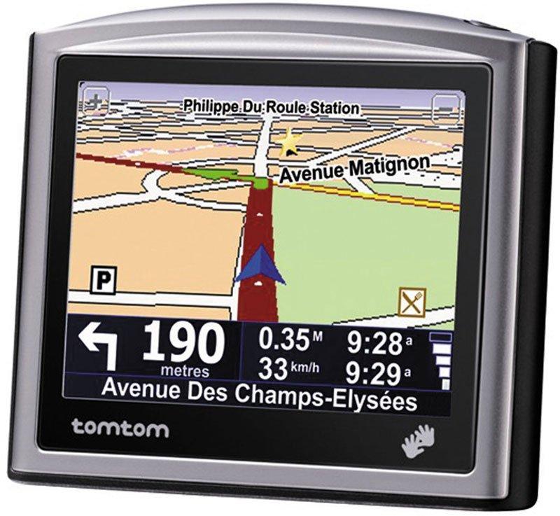 Système de navigation TomTom One France - Feu Vert - 299 € TTC