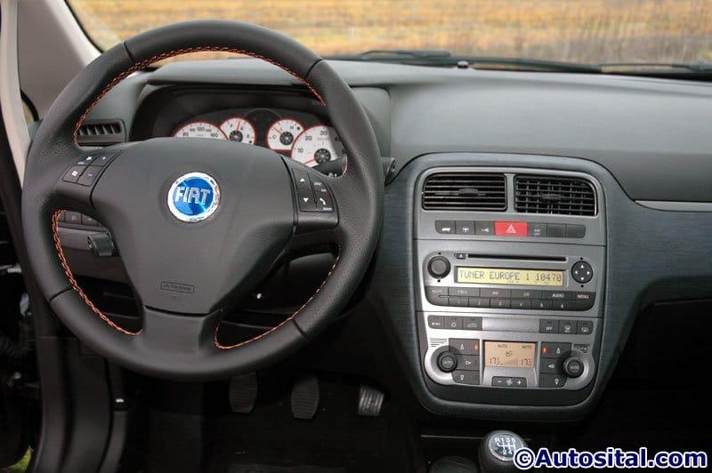 Fiat Grande Punto Orange 1.9 Multijet 130 ch