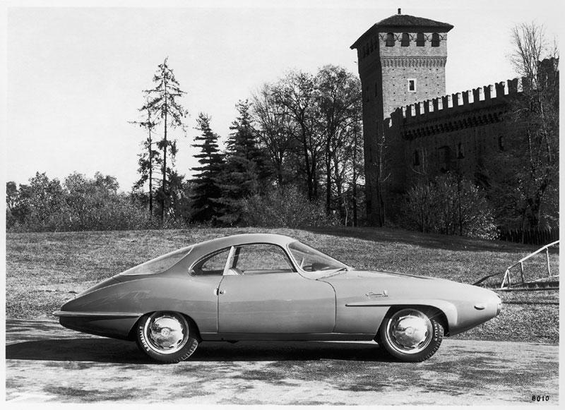Giulietta Sprint Speciale