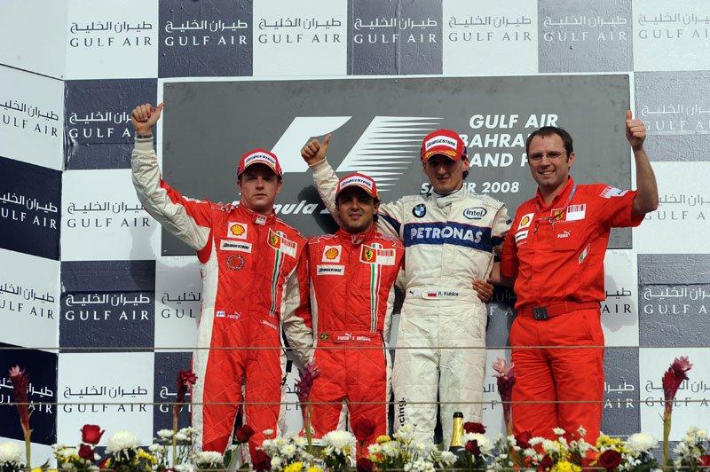 Bahrein 2008