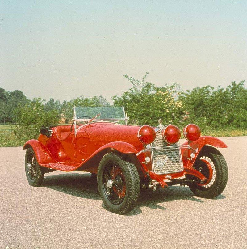 6C 1750 Gran Sport