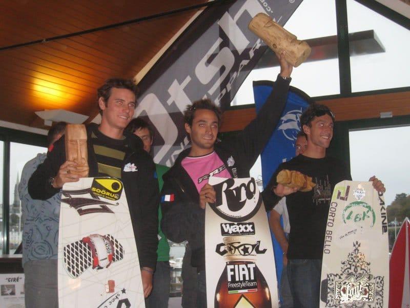 Championnats de France 2008