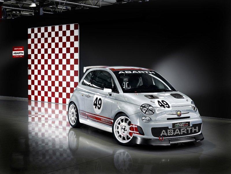 Trofeo Abarth 500 Assetto Corse