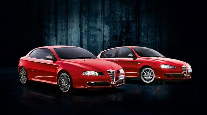 Alfa Romeo 147 et GT Centenario