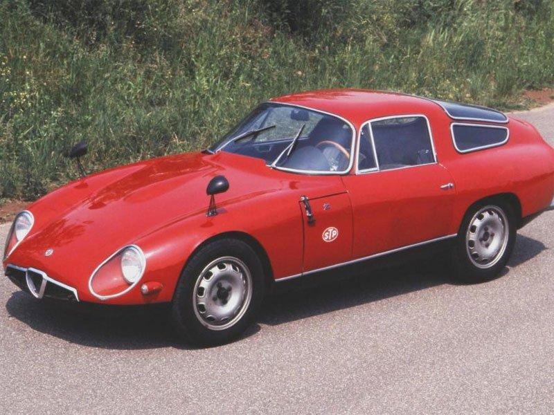 Alfa Romeo Giulia TZ1 de 1963