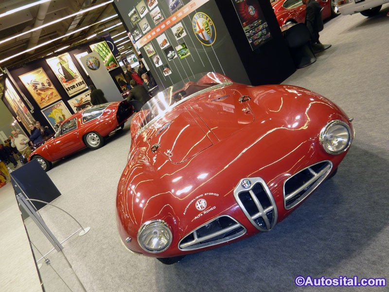 Alfa Romeo C52 Disco Volante Spider