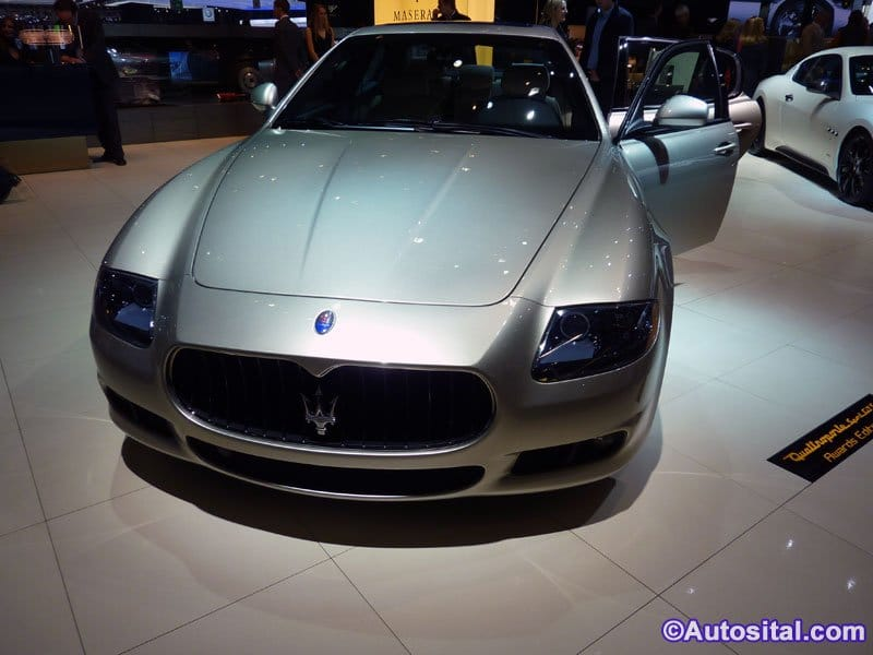 Maserati Quattroporte Sports GTS Awards Edition