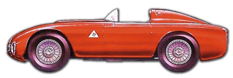Alfa Romeo 3000 cm