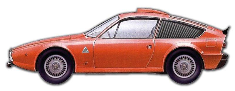 Alfa Romeo Junior Periscopio