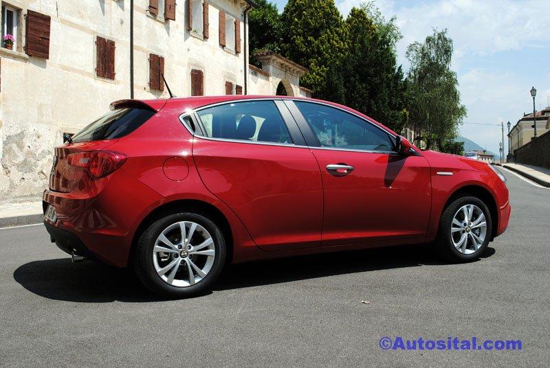 Alfa Romeo Giulietta 2.0 JTDm 170 ch S&S Distinctive