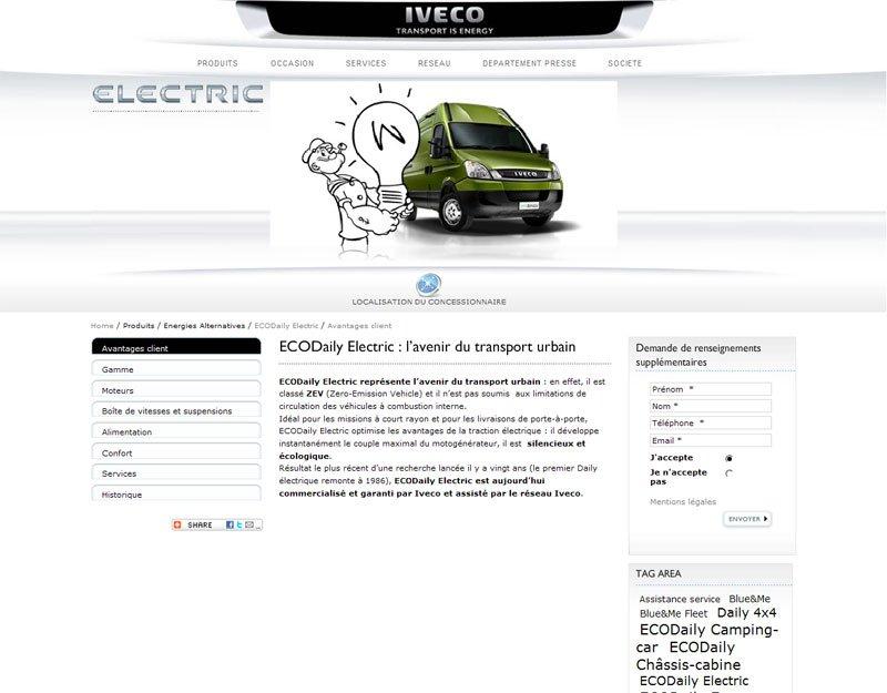 Site Iveco