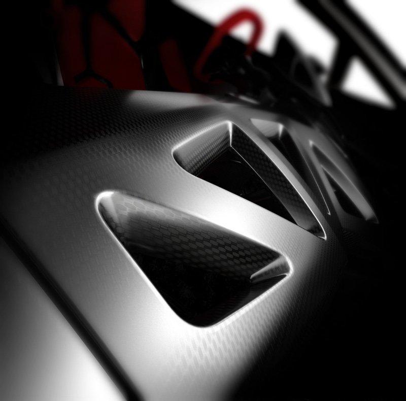 Lamborghini, teaser 3, Mondial de l'automobile de Paris