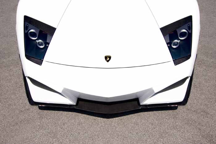 Lamborghini Bat LP 640 par JB Car Design
