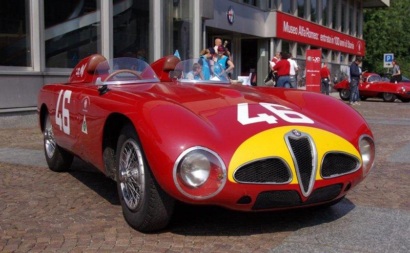 Alfa Romeo 6C 300 CM