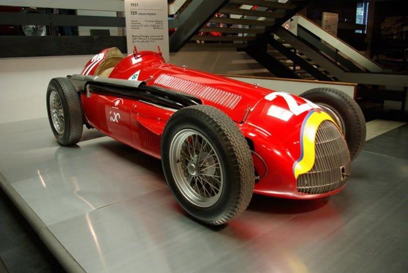 Alfetta Tipo 159