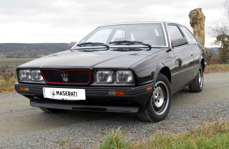 Maserati Biturbo 222