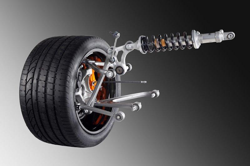 Suspensions Lamborghini Pushrod