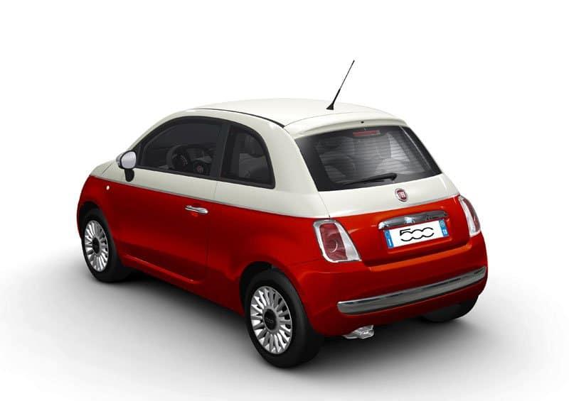 Fiat 500 Bi-Color