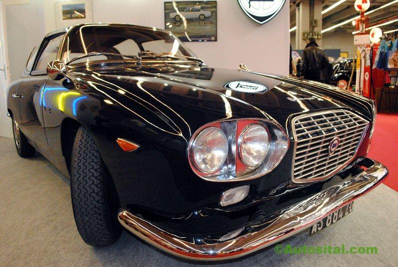 Rétromobile 2011 : Lancia Flavia 1.8 Sport