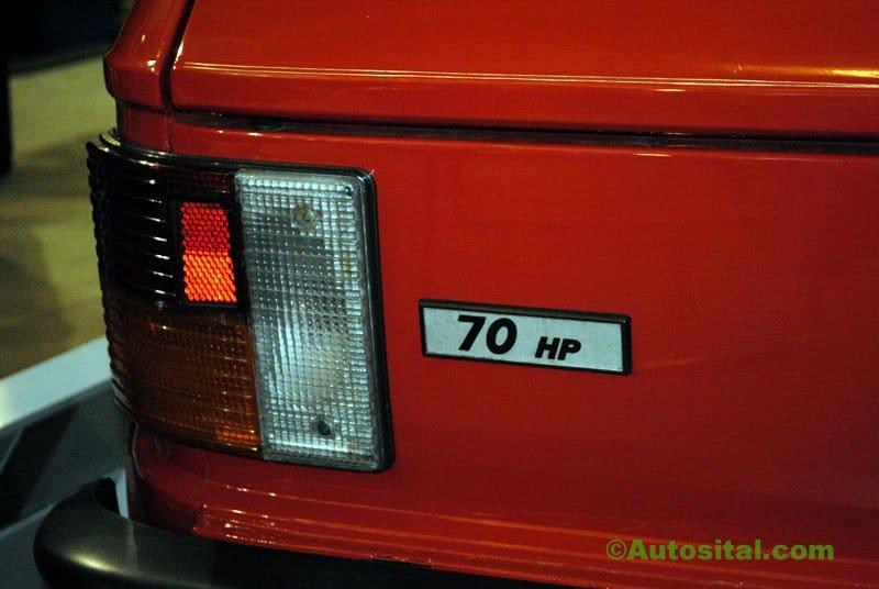 Autobianchi A112 Abarth Série 3