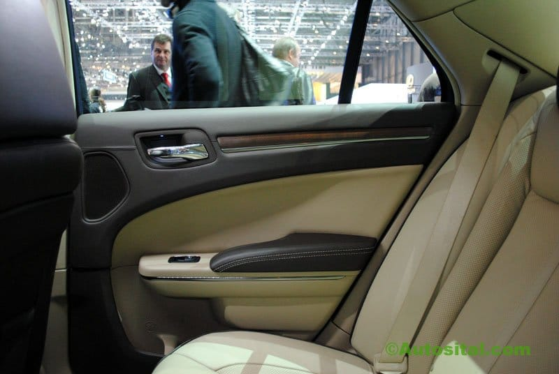 Nouvelle Lancia Thema