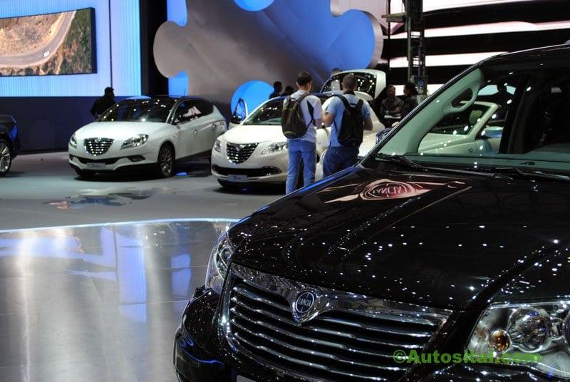 Nouvelle gamme Lancia
