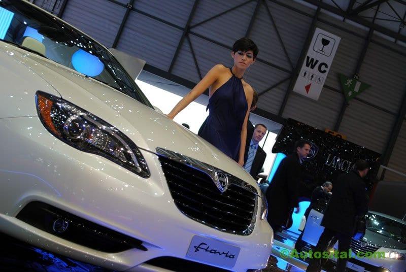 Concept Lancia Flavia