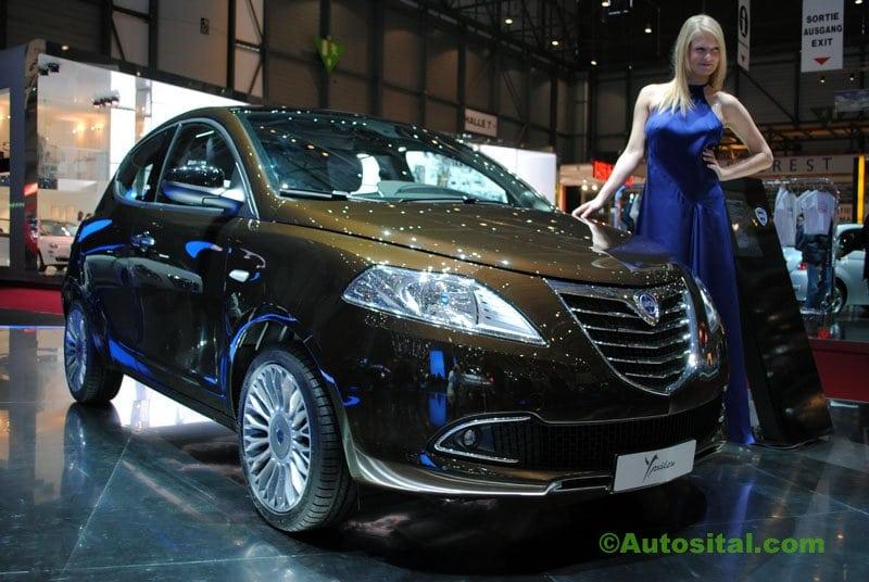 Nouvelle Lancia Ypsilon