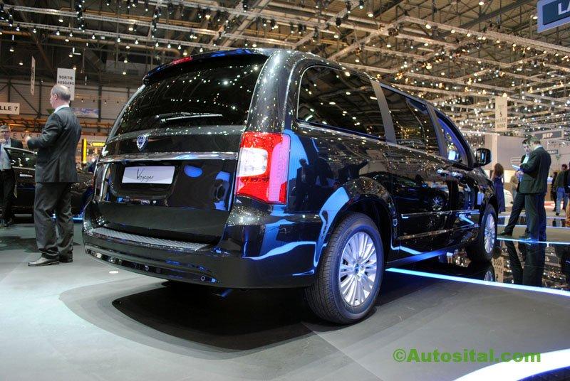 Lancia Grand Voyager