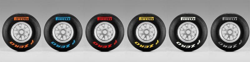 Pirelli P-Zero F1 2011