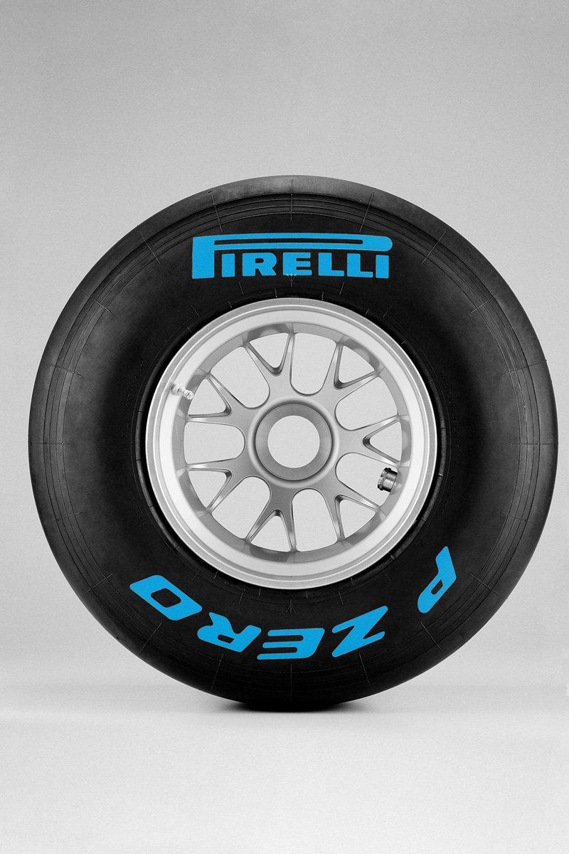 Pirelli P-Zero F1 2011 - Intermédiaires