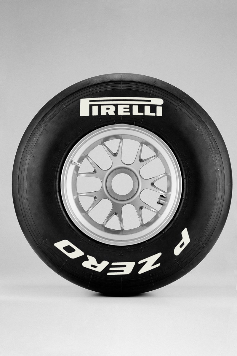 Pirelli P-Zero F1 2011 - Médium