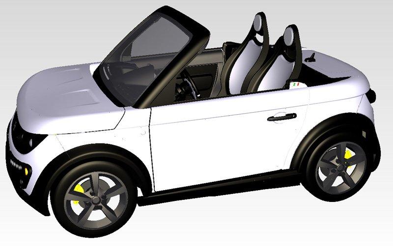 Tazzari Roadster