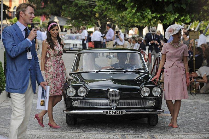 Alfa Romeo 2000 Praho (1960)