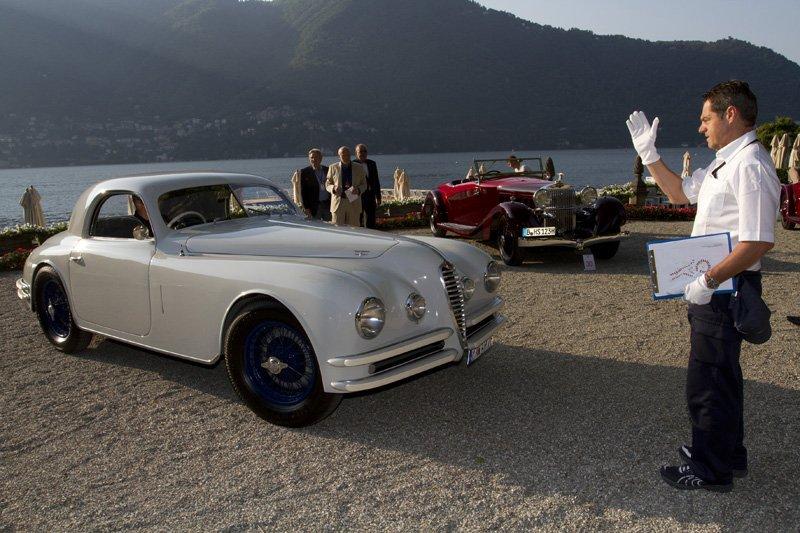 Alfa Romeo 6C 2500 SS (1946)