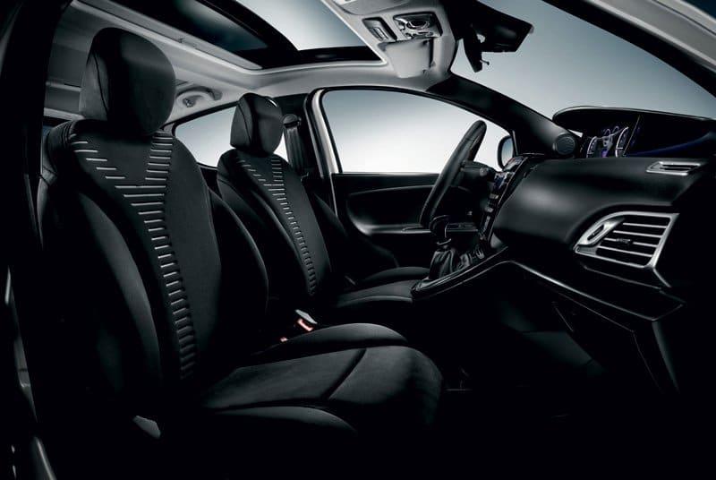 Nouvelle Lancia Ypsilon 5 Portes