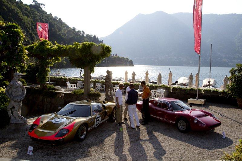 Concours d'Elégance de la Villa d'Este 2011