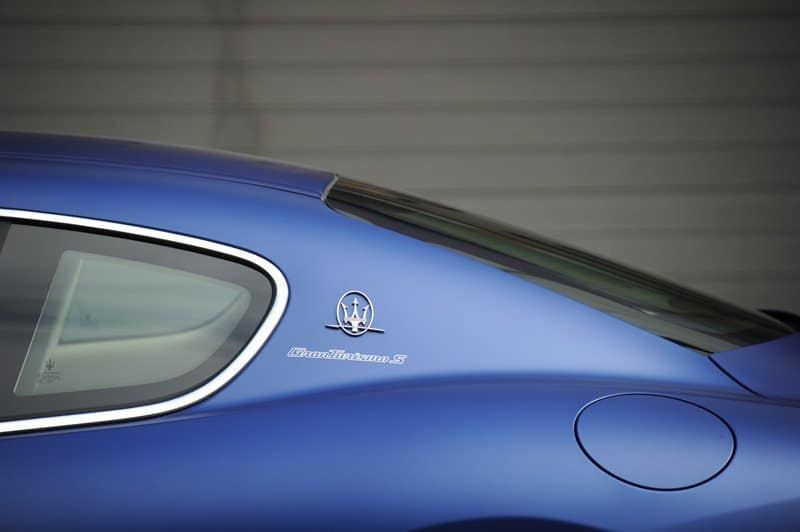 Maserati GranTurismo MC Stradale Shangai 2011