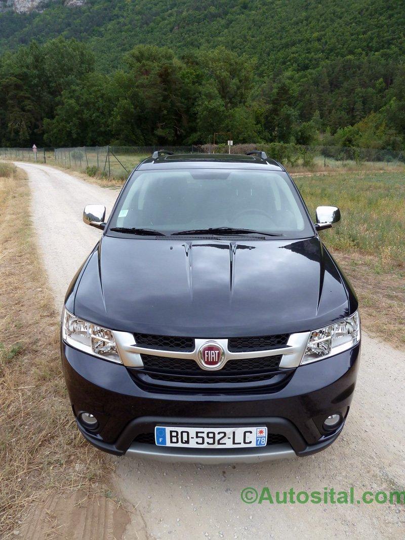 Fiat Freemont Urban 140 ch (2011)