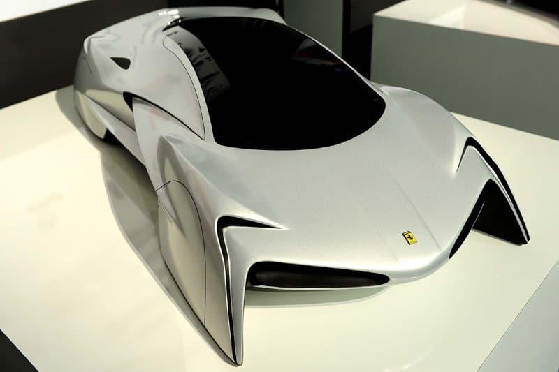 Concept arrivé troisième : Cavallo Bianco par Henry Cloke (Angleterre), Qi Haitao (Chine) – RCA London