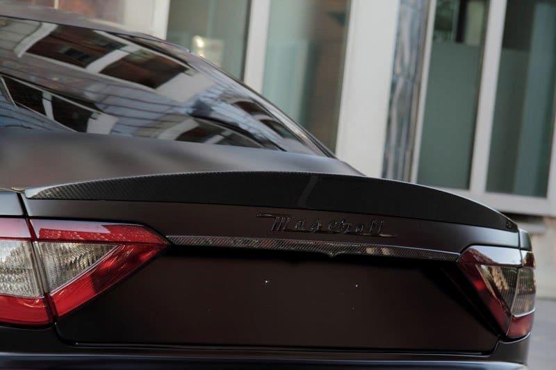 Maserati Gran Turismo S Superior Black Edition