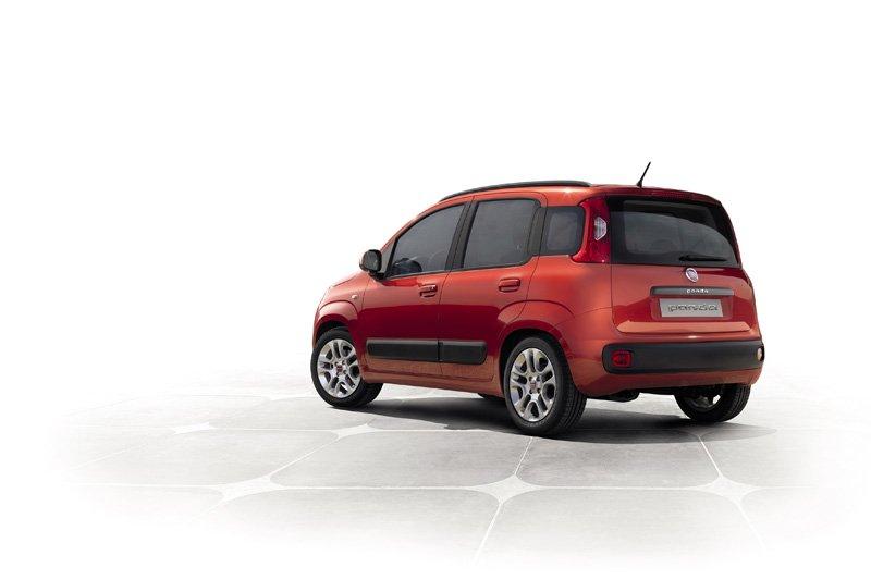 Fiat Panda troisième génération