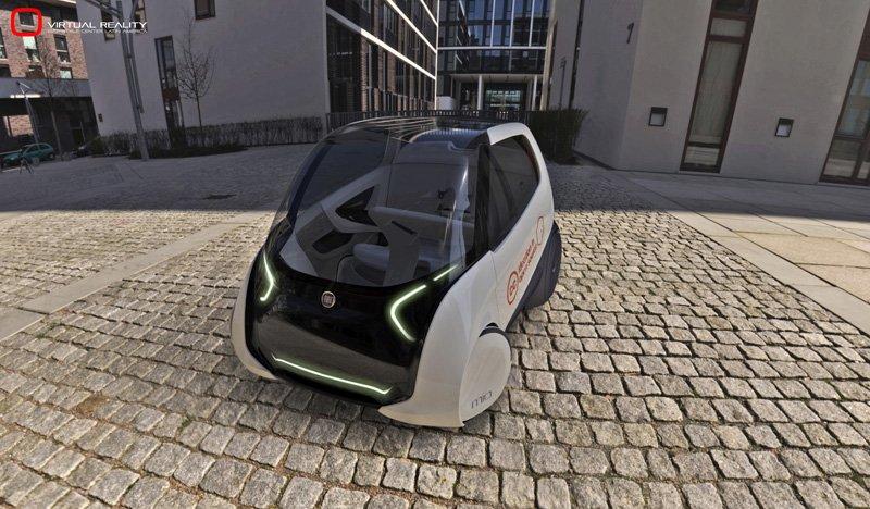 Concept Fiat Mio 2010 (Brésil)