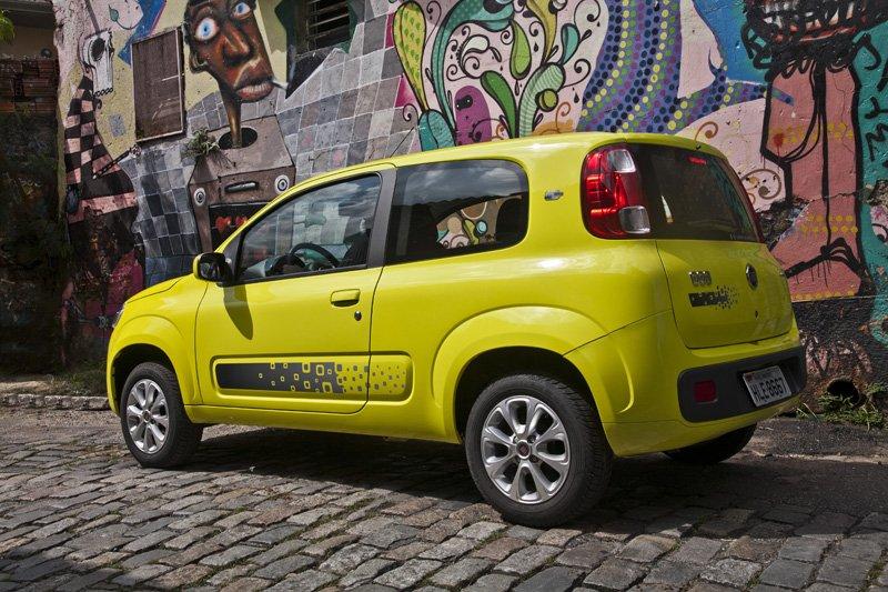 Fiat Uno 2011 (Brésil)