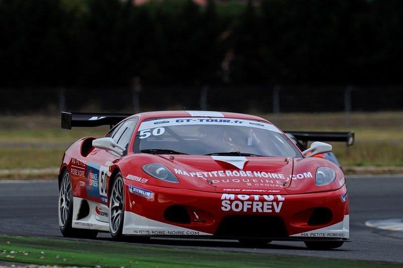 GT Tour 2011 - Albi, course 1