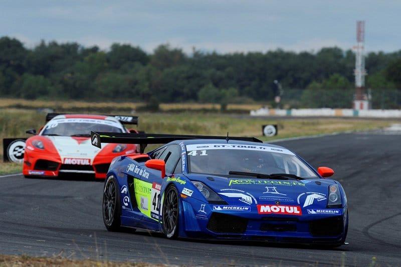 GT Tour 2011 - Albi, course 2