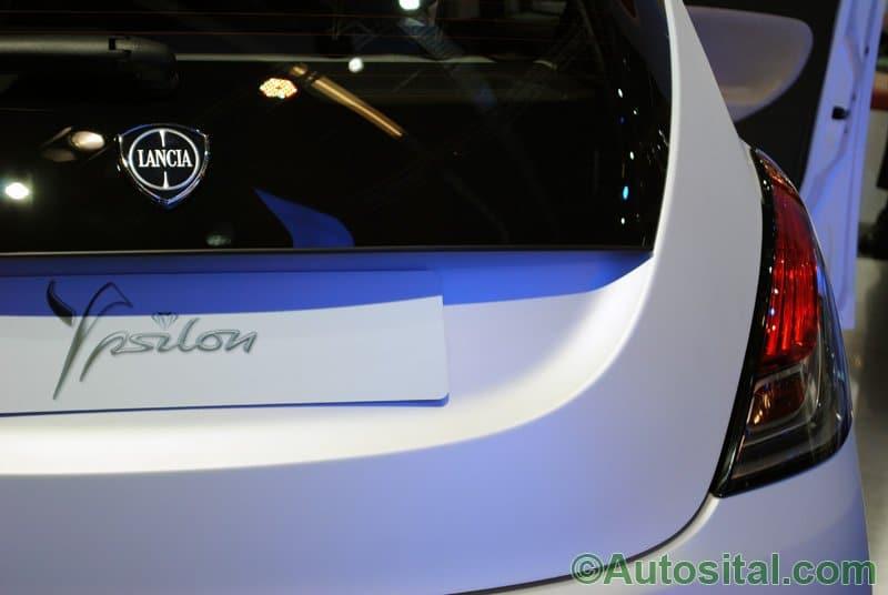 Francfort 2011 - Lancia Ypsilon
