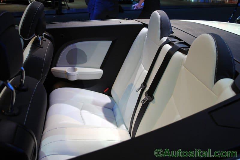 Francfort 2011 - Lancia Flavia Cabrio