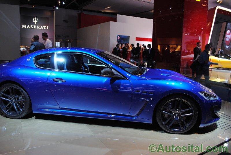 Francfort 2011 - Stand Maserati